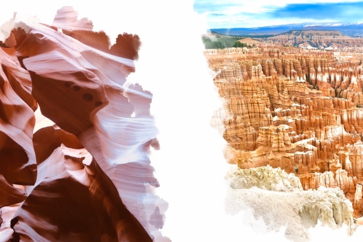 ANTELOPE CANYON Y BRYCE CANYON