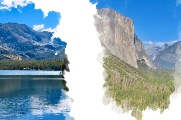 MAMMOTH LAKES Y YOSEMITE